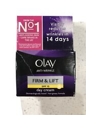 Olay anti Wrinkle Firm And Lift SPF 15 Day Cream