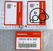 NEW Genuine Honda Carburettor Seal Kit for Honda QR50 QR 50 (16010-GF8-305)