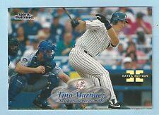 TINO MARTINEZ 1998 SPORTS ILLUSTRATED FIRST EDITION 1/1