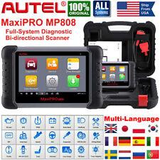 Autel MP808 OBD2 Pro Scanner ECU ECM Car Diagnostic Scan Key Coding Code Reader