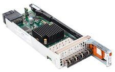 Emc Slic12 Vnx Series 8Gb 4P Fibre I/O Module 303-092-102B w/4x Sfp+ Transceiver