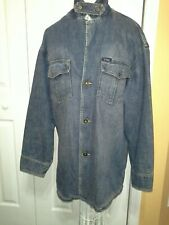 G Unit Denim Co. Tools Of The Trade Jean Denim Jacket  50  Fofty Cent Size Large