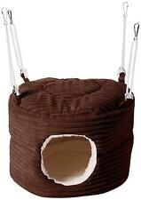Little Friends Huge Pet Rodent-Hive Igloo Rat Ferret Chocolate Bed Hammock