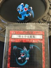 YUGIOH Dungeon Dice Monsters DDM - Japanese Winged DRAGON  figure & card