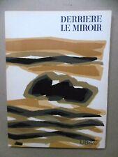 UBAC Derrière le Miroir n° 142 DLM 8 Lithographies Tirage original 1964