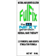 2 X Fulfix Hair Loss Herbal Therapy 50ml