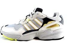 Adidas Mens Originals Yung-96 Torsion Athletic Shoes Size 11 Gray / Silver