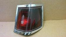 1976 Cadillac Seville RH passenger side   OEM tail light  w/chrome trim 5969366