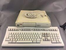 Digital DEC VT525-A6 Color Multi-Session Terminal Base Unit w/ LK411-AA Keyboard