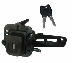 RENAULT CLIO II 1998-2001 REAR TAILGATE BOOT LOCK WITH KEYS 7701471225