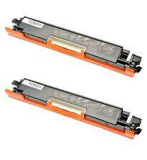 2-Pack/Pk CF350A 130A Black Toner For HP LaserJet M176n M177fw