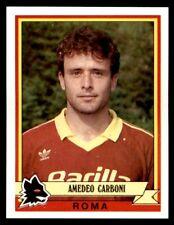 Panini Calciatori 1992-1993 Amedeo Carboni Roma - Serie A No. 282