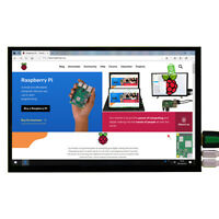 10.1 inch HDMI 1280×800 IPS LCD Display Capacitive Touch Screen for Raspberry Pi