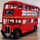 EFE 10116 AEC Regent RT Class LONDON TRANSPORT Double Deck Bus
