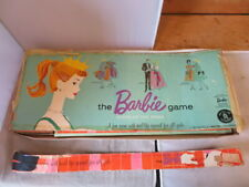 Vintage 1960 Original Barbie QUEEN OF THE PROM Board Game Mattel