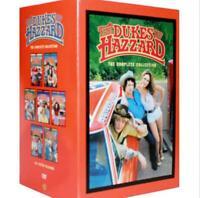 DUKES OF HAZZARD The Complete DVD Series Seasons 1-7 - Season 1 2 3 4 5 6 7