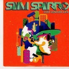 (CE905) Sam Sparro, 21st Century Life - 2008 DJ CD