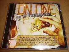 ON ONE - The 40 Ounce Album & Mixtape (2 CDs) CELLY CEL OBIE TRICE MAC DRE B-12