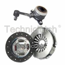 NATIONWIDE 2 PART CLUTCH KIT AND CSC FOR RENAULT KANGOO EXPRESS BOX 1.5 DCI
