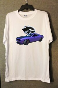 NEW Dodge Challenger T-Shirts FREE SHIPPING!! (many to choose from)