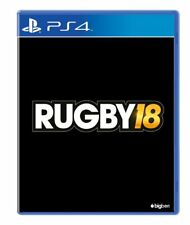 Rugby 18 Ps4 PlayStation 4 and