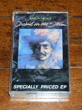 CASSETTE: Orchid in the Storm [EP] by Aaron Neville (Feb-1990, Rhino (Label))
