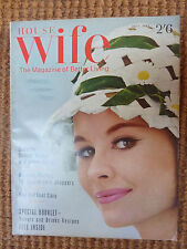 Housewife Magazine July 1963 perfect gift for Birthday or Anniversary