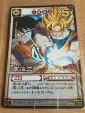Carte Dragon Ball Z DBZ Card Game Part SP #SP-4 Promo BANDAI 2003 MADE IN JAPAN