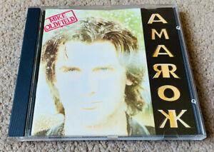 Mike Oldfield – Amarok (1990 Virgin) CD CDV 2640