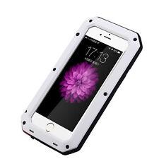 Impermeable Antigolpes Aluminio Gorilla Metal Funda para Apple iPhone 6 6s 7