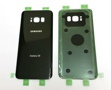 Original OEM Back Glass For Samsung Galaxy S8 G950 SPRINT/TMOBIE~Midnight-Black