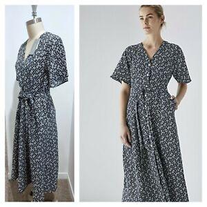 NWT TRENERY Shift Dress [12 14 18, M L XXL] women's, FRENCH NAVY DIAMOND RRP$199