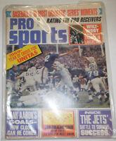 Pro Sports Magazine Hank Aaron & Wilt West Noember 1969 092014R
