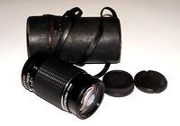 MINT SMC PENTAX 4/200 200 mm F4 LENS Pentax K mount SN6131438