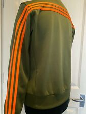 Y3/ADIDAS FULL ZIP STRIPED SLEEVE JACKET, size small