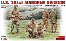 Min35089-Miniart 1:35 - noi 101st Airborne Division (Normandia 1944)