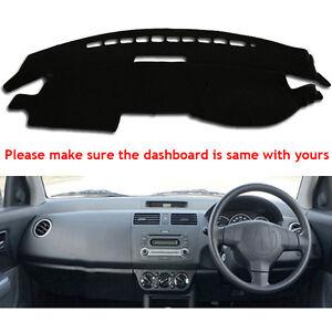 For Suzuki Swift 2002-2012 Dashmat Dashboard Mat Dash Board Right Hand Cover