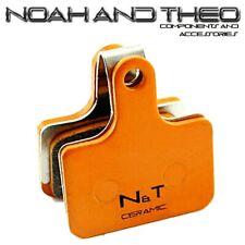 N&t Shimano Dura Ace R9120 R9170 Br L02 L04 Cerámica Pastillas Freno de Disco