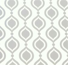 Vidalia Gray (Grey) Gift Wrap Tissue Paper 10 Printed Patterned Sheets