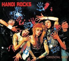 Hanoi Rocks - Oriental Beat [New CD] UK - Import