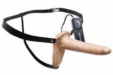 vibratore indossabile strap on dildo fallo vibrante da indossare penetric strap