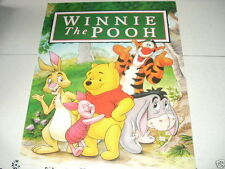 DISNEY WINNIE THE POOH AND FRIENDS 16x20 Poster Gang