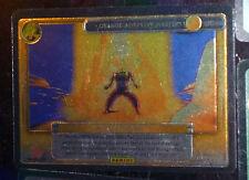 DRAGON BALL Z TCG DBZ PANINI CARD CARDDASS PRISM CARTE S26 NM RARE