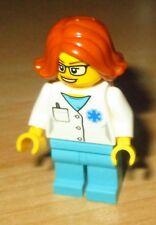 Hospital LEGO City Minifigure CTY898 Hôpital Doctor NEUF NEW Docteur