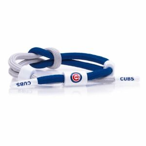 Rastaclat Chicago Cubs Outfield Bracelet, MLB Adjustable