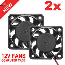 Quality 40x40x10mm DC 12v Brushless Silent Computer PC Case Cooling Cooler Fans
