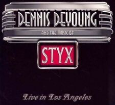 Dennis DeYoung and The Music of Styx Live in Los Angeles Region 0 DVD