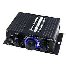 400W Power Digital Amplifier Bluetooth HiFi Stereo Audio Car Amp MP3 USB AUX