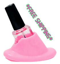 Nail Polish Bottle Holder 1-Holder Pink DL-C217  *FREE SHIPPING*