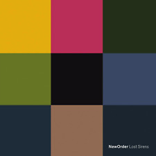 The Lost Sirens - New Order CD Sealed ! New !